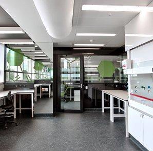 UniSA City East, Reid Building, Level 5 Lab Upgrade