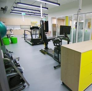 UniSA City East, Centenary Building Sports Sciences