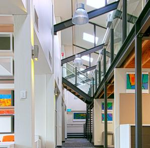 Harrold & Kite Office Development