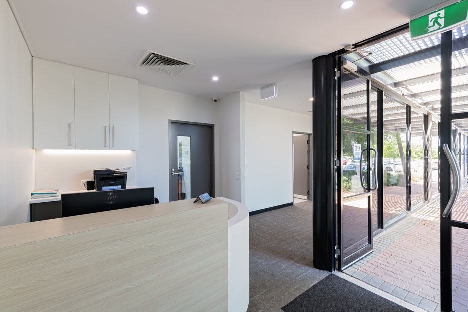 Northgate Dental Clinic Surgery Fit Out Harrold Amp Kite