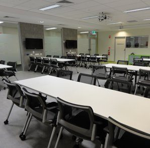 UniSA, City East – Dietetics Fitout