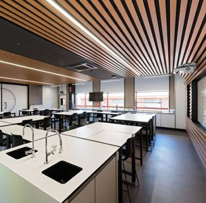 Walford Anglican School for Girls – Science Lab Upgrade