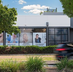 Northgate Dental Clinic – Surgery Fit-out